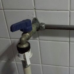 washing machine pipe